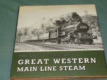 GREAT WESTERN MAIN LINE STEAM - THE LAST DECADE OF.. Bradford Barton (1976)
